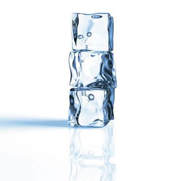 Quando o gelo recebe calor suficiente e se transforma em água dizemos que ele sofreu uma mudança de estado físico denominada fusão