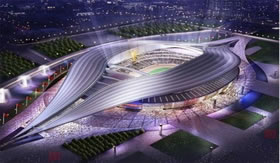 Estádio Nacional.