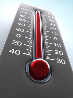 A temperatura exerce uma grande influência sobre a velocidade das reações