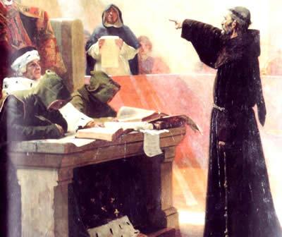 Os cátaros não se subordinavam aos preceitos da Igreja Católica.
