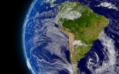 O Brasil apresenta uma ampla diversidade climática