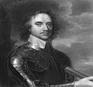 Oliver Cromwell — Lorde Protetor inglês e principal figura da Revolução Puritana
