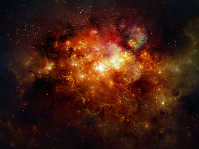 Nebulosa, onde se inicia a vida das estrelas