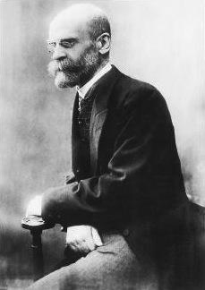 Émile Durkheim (1858 - 1917) *
