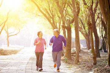 A prática de atividades físicas é importante para um envelhecimento com qualidade de vida