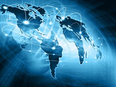 A globalização estrutura-se por fluxos que promovem a integração da sociedade em nível global