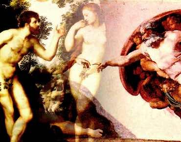 Criacionismo: uma explicação do mundo encontrada em diferentes civilizações.