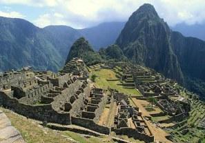 Machu Picchu, a cidade dos Incas.
