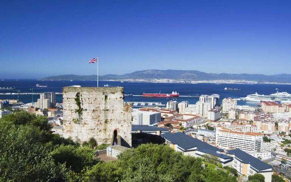 O Estreito de Gibraltar separa a Europa e a África