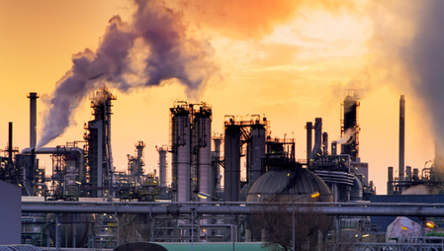 A emissão de gases é pauta nas discussões dos tratados internacionais