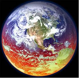 Quanto maior for a degradação dos recursos ambientais da Terra, maior será a entropia do planeta