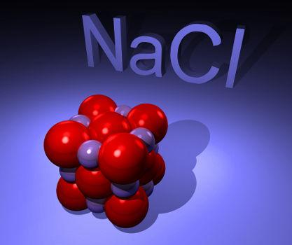 O cloreto de sódio é um sal que apresenta caráter neutro