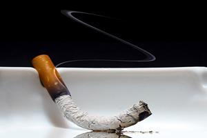Cigarro, o maior problema de saúde pública mundial.