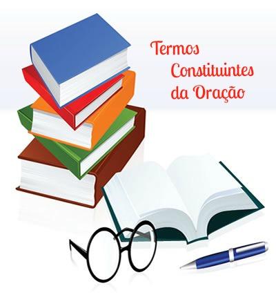 Os termos constituintes da oração comportam os chamados essenciais, integrantes e acessórios