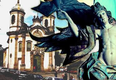 A arte barroca no Brasil