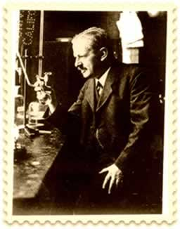 Siegmund Gabriel, criador da Síntese de Gabriel, método utilizado para produzir aminas primárias em laboratório