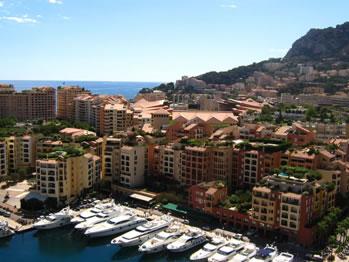 Mônaco, o segundo menor país do mundo