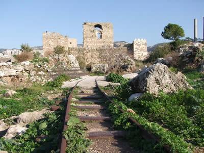 Ruínas de Biblos, uma das cidades da Civilização Fenícia
