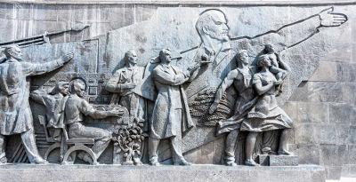 Vladimir Lenin foi um dos principais articuladores da Revolução Russa