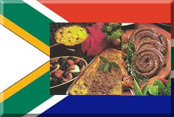 Comidas Típicas da África do Sul