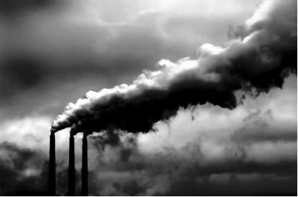 O principal óxido responsável pelo aumento do efeito estufa é o gás carbônico