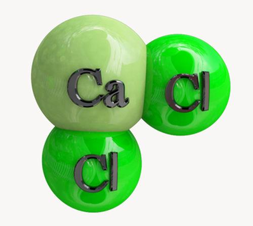 Na substância cloreto de cálcio, o cálcio é o elemento mais eletropositivo