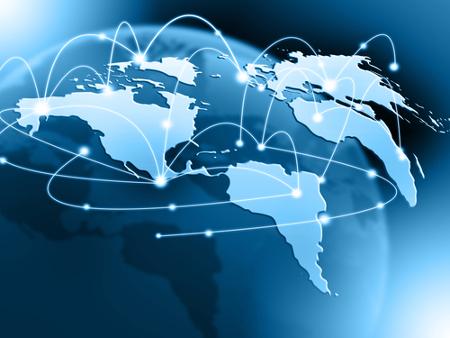 Processo de migração no mundo