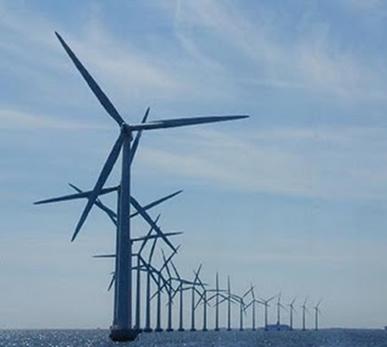 Transformação da energia eólica em energia elétrica