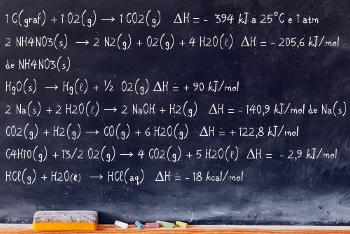 Resultado de imagem para Equações termoquímicas