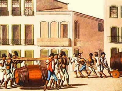 Escravos e populares tiveram participação no desenvolvimento da Conjuração Baiana.