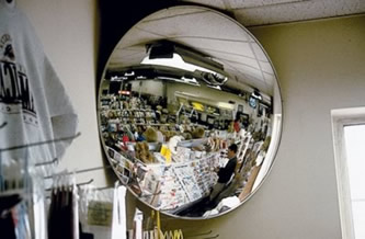 Espelhos Esféricos