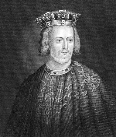 O rei inglês João Sem Terra assinou a Magna Carta em 1215, um ano antes de sua morte