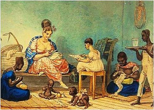 A revolta em relação à escravidão foi um dos temas principais dessa geração