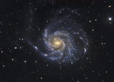 No universo, pouca matéria é visível, a maior parte é matéria escura