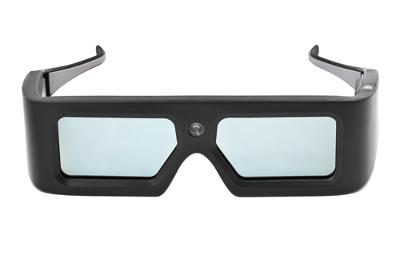 Os óculos 3D polarizam a luz, tornando a imagem de um filme 3D nítida