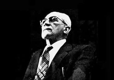 Golbery do Couto Silva, um dos opositores ao projeto de desenvolvimento nacionalista.