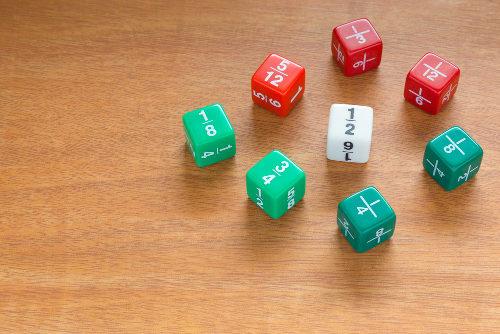 Números racionais: inteiros, decimais finitos e dízimas periódicas