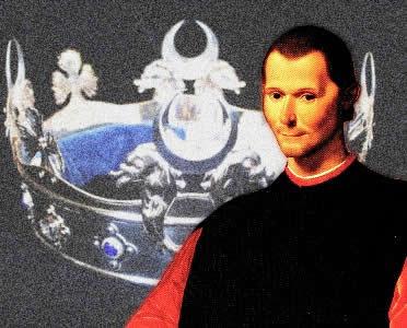 Nicolau Maquiavel propôs a separação entre a Moral e a Política ao refletir sobre o Estado Absolutista.