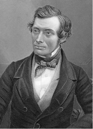 Químico escocês Thomas Graham (1805-1869)*