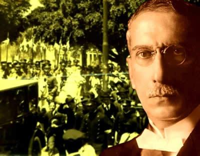 O governo Artur Bernardes marcou a crise hegemônica das oligarquias no Brasil.