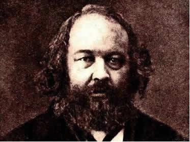 Segundo Bakunin, a ideia de que o Estado representa os interesses gerais é uma mentira.