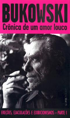 Capa do livro Crônica de um amor louco, Editora L&PM Pocket