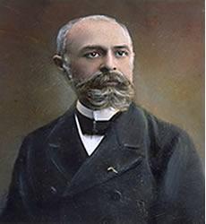 Antoine Henri Becquerel (1852-1908)