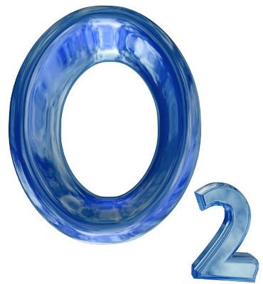 O gás oxigênio é formado em toda reação com superóxido