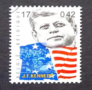 John F. Kennedy idealizou a Aliança para o Progresso como forma de conter o avanço soviético no continente americano.*