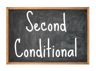 """Na """"Second Conditional,"""" não há possibilidade de a ação concluir-se"""