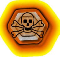 Cuidado, composto orgânico tóxico!