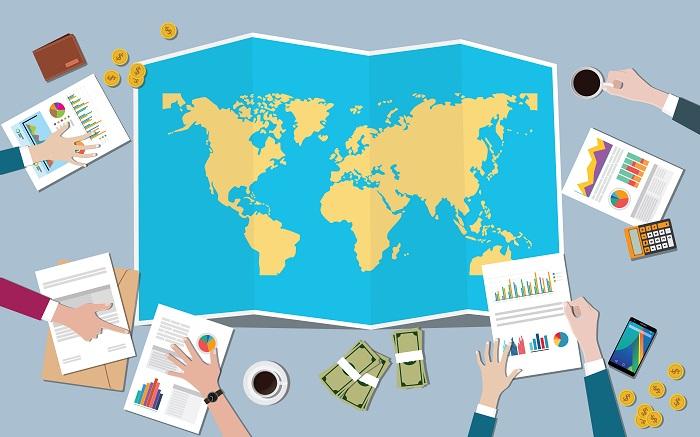 Um país é classificado como desenvolvido a partir de critérios como PIB, renda per capita, IDH e grau de industrialização.