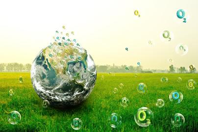 O oxigênio é o elemento mais abundante na Terra