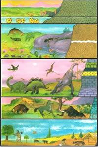 As Eras Geológicas.